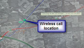 Wireless Call Location